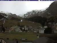Webcam Bivio 1 Savognin Switzerland - Webcams Abroad live images